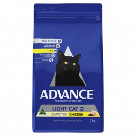 Advance Cat Adult Light Weight Control 2kg