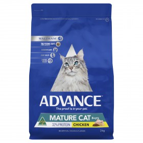 Advance Cat Mature Healthy Ageing Chicken with Rice 3kg