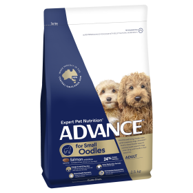 Advance Dog Adult Small Breed Oodles 2.5kg