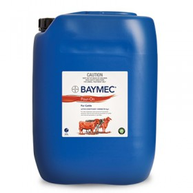 Baymec Pour On For Cattle 1L