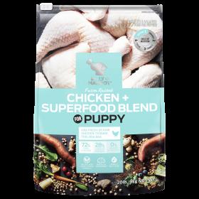 Billy & Margot Dog Puppy Chicken and Superfoods 9kg