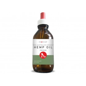 Promise Organic Hemp Oil For Dogs 100ml