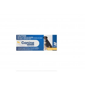 Canine All Wormer Large 40kg Yellow - 2pk