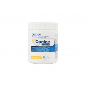 Canine All Wormer 40kg 70pk