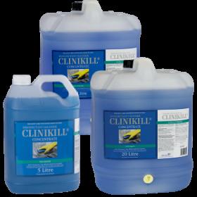 Clinikill Disinfectant 20L