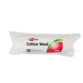 COTTON WOOL ROLL 375G -VALUE PLUS-