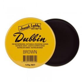 Joseph Lyddy Dubbin 125g Brown