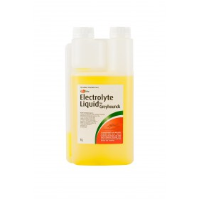 ELECTROLYTE LIQUID FOR GREYHOUNDS 1L