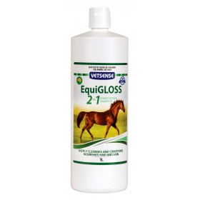Equigloss 2 In 1 Conditioning Shampoo 1L