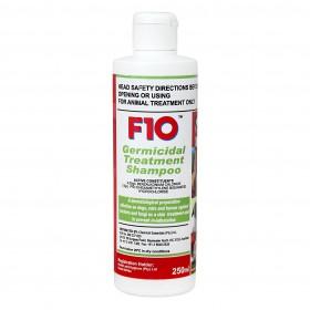 F10 Germicidal Shampoo 250ml