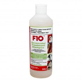 F10 Germicidal Shampoo 500ml