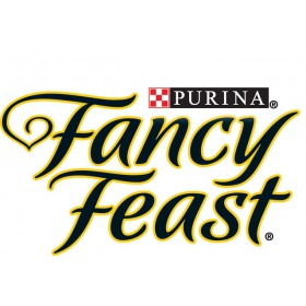 Fancy Feast Cat Adult Gravy Lovers Whitefish & Tuna 85g x 24