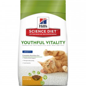 HSD FELINE YOUTHFUL VITALITY 1.36KG