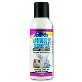 FIDOS FRIEND BUNNY BATH 125ML