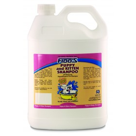 FIDOS PUPPY AND KITTEN SHAMPOO 5L