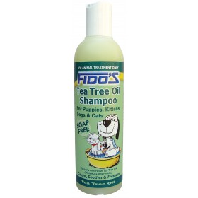 FIDOS TEA TREE OIL SHAMPOO 250ML