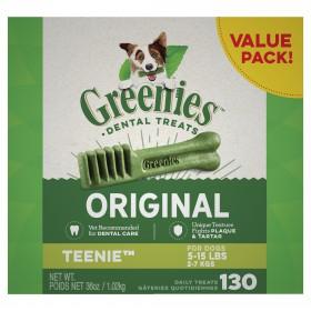 Greenies Dog Treat Value Teenie 1kg