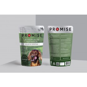 Promise Freeze Dried Organic Beef Liver & Hemp Sprinkles 50g