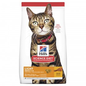 Hill's Science Diet Cat Adult Light 2kg