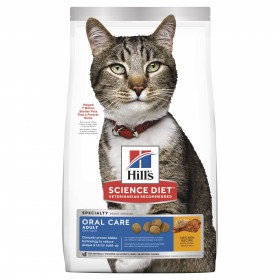 Hill's Science Diet Cat Adult Oral Care 2kg