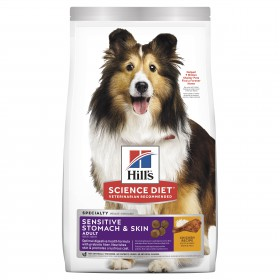 Hill's Science Diet Canine Adult Sens Stomach & Skin 1.81kg