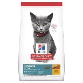 Hill's Science Diet Cat Kitten Indoor 3.17kg