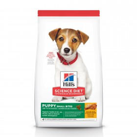 Hill's Science Diet Canine Puppy Healthy Development Small Bites 7.03kg