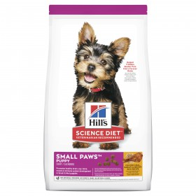Hill's Science Diet Canine Puppy Small Paws 1.5kg