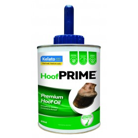 HoofPRIME Hoof Dressing 900ml with Applicator Brush Lid