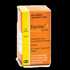 Equivac T Tetanus Toxoid Vaccine 10ml