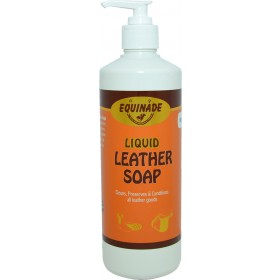 EQUINADE LIQ LEATHER SADDLE SOAP 500ML