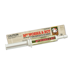 MECWORMA PASTE AND BOT 33G SGL TUBE