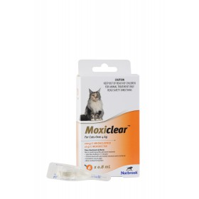 MOXICLEAR FOR CATS OVER 4KG 6 PACK