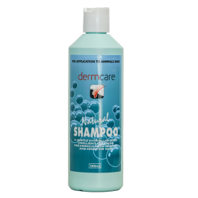 Natural Shampoo Dermcare 500ml