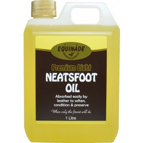 Equinade Neatsfoot Oil Premium Light 2.5L