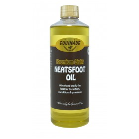 Equinade Neatsfoot Oil Premium Light 500ml