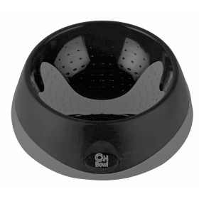 OH BOWL FOR DOGS LARGE BLACK