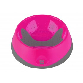 OH BOWL FOR DOGS SMALL MAGENTA