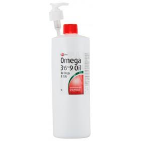 OMEGA 3 + 6 + 9 OIL 1L