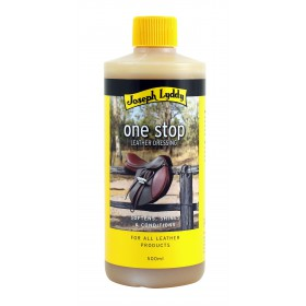 ONE STOP LEATHER DRESSING 500ML