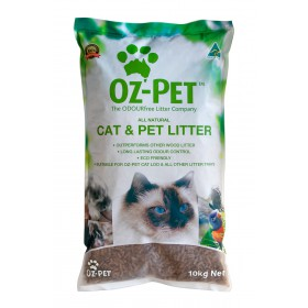 Oz Pet Animal Litter 10kg