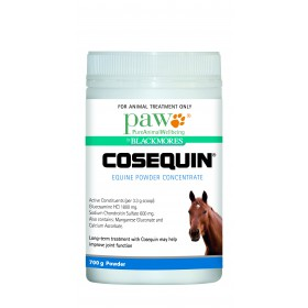 PAW COSEQUIN EQUINE POWDER 700G