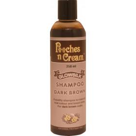 PNC Glowsilk Shampoo Dark Brown 500ml