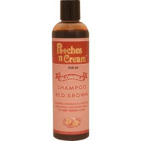 PNC Glowsilk Shampoo Red Brown 5L