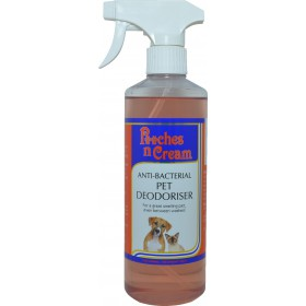 PNC PET DEODORISER POOCHES N CREAM 500ML