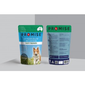 Promise Freeze Dried Organic Beef Liver Treats 50g