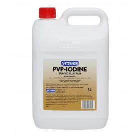 PVP Iodine Scrub 5L