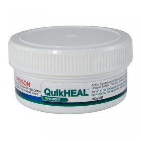 QUIKHEAL GREASY HEEL OINT 200G
