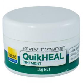QUIKHEAL GREASY HEEL OINT 50G