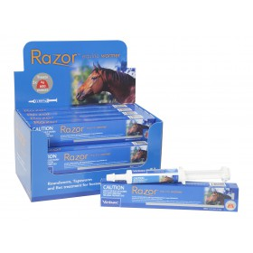 Razor Equine Wormer 30ml